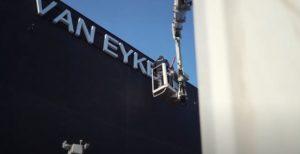 Van Eycken Motors - doosletters
