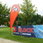 Dropflag outdoor-foto 4
