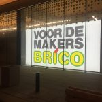 Brico - Textielframe LED
