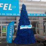 Krefel - kerstbomen
