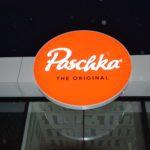 Paschka - Signframe - lichtbak