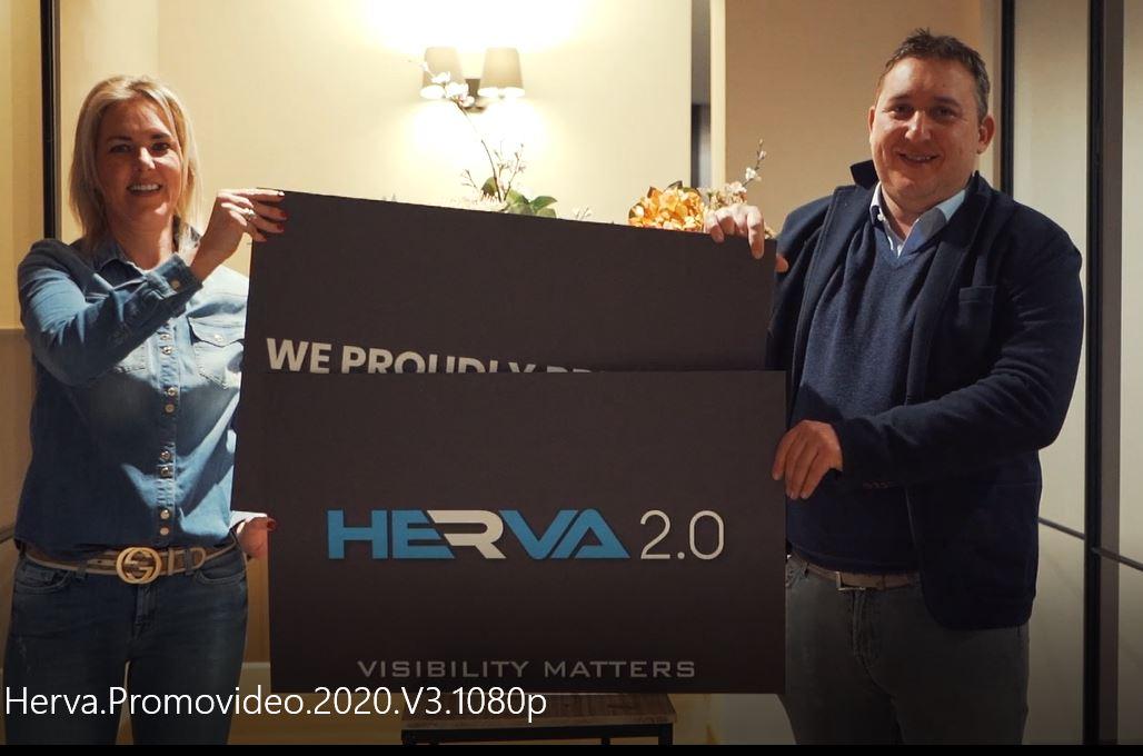 Jeroen Lerouge en Sandra Hermans - herva 2.0