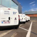 Wagenbestickering Antwerp TTS