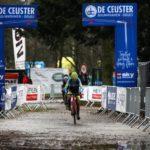 Cyclocross - publiciteitsboog