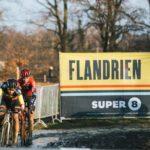 Cyclocross - publiciteit sport