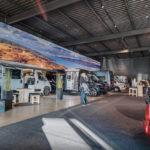 XXL indoor signframe - 220 m²
